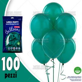 PALLONCINI LAGOON BLUE - Pz.100 - ø cm.30
