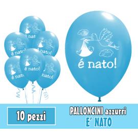 PALLONCINI E' NATO - Pz.10 - ø cm.30
