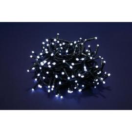 1000 LED - LUCE BIANCA (Uso interno ed esterno / 8 giochi di luce) 50 mt