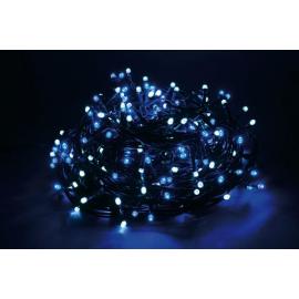 1000 LED - LUCE BLU/BIANCA (Uso interno ed esterno / 8 giochi di luce) 50 mt