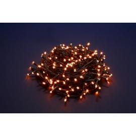 1000 LED - LUCE CALDA (Uso interno ed esterno / 8 giochi di luce) 50 mt