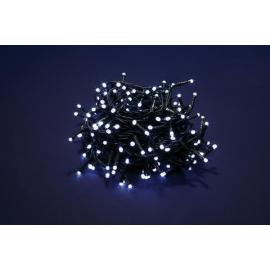 300 LED - LUCE BIANCA (Uso interno ed esterno / 8 giochi di luce) 15 mt