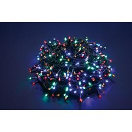 300 LED - LUCE MULTICOLOR (Uso interno ed esterno / 8 giochi di luce) 15 mt