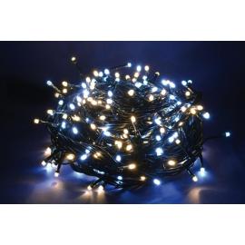 750 LED - LUCE BIANCA/CALDA (Uso interno ed esterno / 8 giochi di luce) 37,5 mt