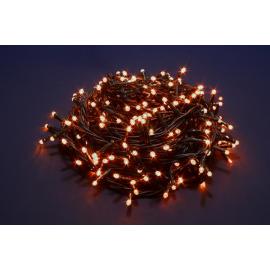 750 LED - LUCE CALDA (Uso interno ed esterno / 8 giochi di luce) 37,5 mt