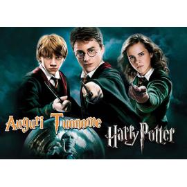Cialda personalizzata Harry Potter rettangolare (stampa su ostia)