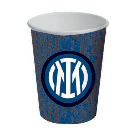 BICCHIERI INTER (logo ufficiale) - 266ml PZ.8