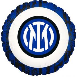 PALLONCINO INTER 45cm FOIL STANDARD (logo ufficiale)