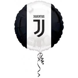 PALLONCINO JUVENTUS 45cm FOIL STANDARD (logo ufficiale)