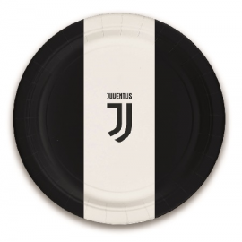 PIATTI JUVENTUS (logo ufficiale) - 23cm PZ.8