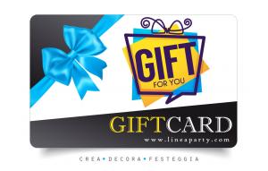 Gift Card - Varie